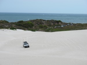 Ledge Point to Guilderton 4wd Trip