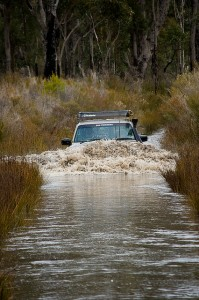 4wd Tips and Tricks - Water Crossings
