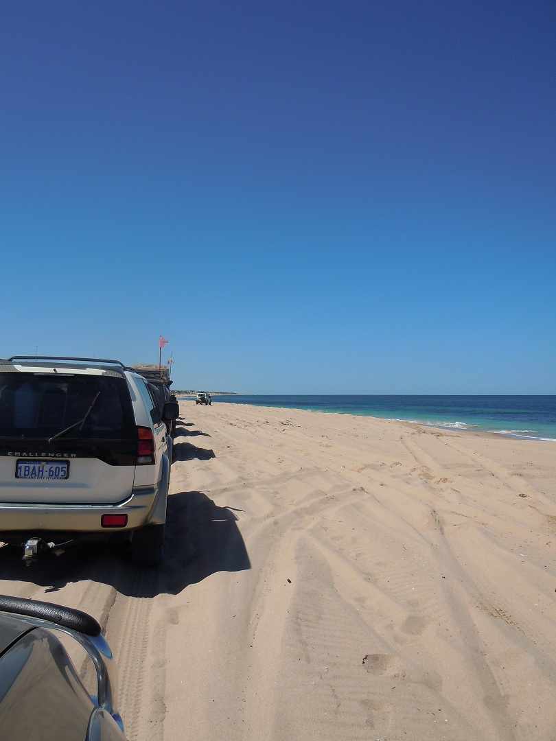4wd Tips and Tricks - Sand Driving