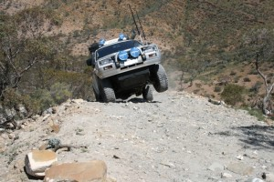 4wd Tips and Tricks – Steep Terrain
