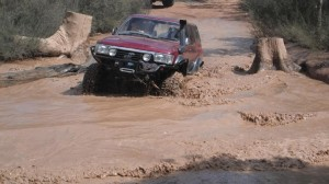 4wd Tip and Tricks - Water Crossings