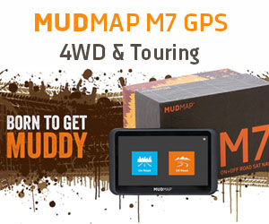 Mud Map M7 - Born to get muddy!