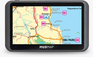 Mud Maps M7 OziExplorer CE