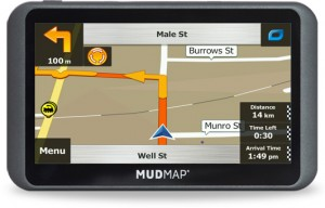 Mud Maps M7 iGo Primo