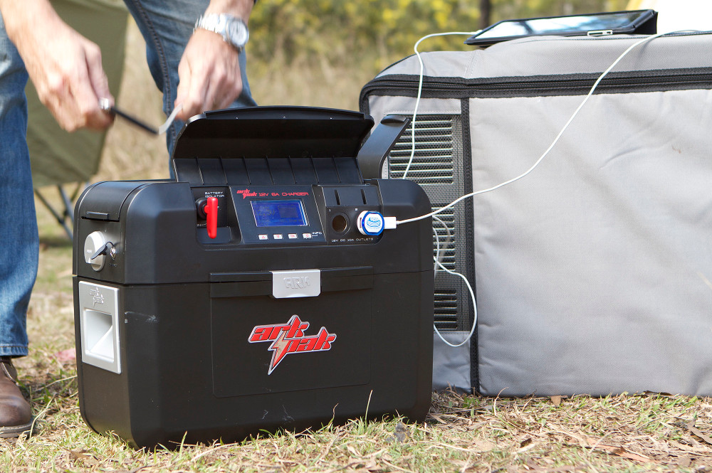 How Long Does A Car Battery Last >> ARB Fridge-Freezer and Battery Life - How long will it last? - Offroad Aussie