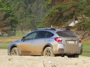 Can I Drive My Awd (All Wheel Drive) On The Beach?