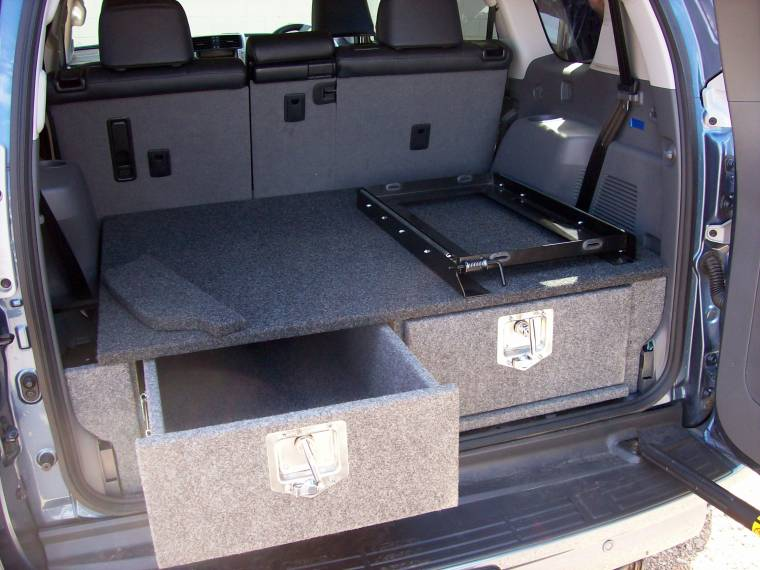 4wd Rear Storage Drawers Everything You Need To Know